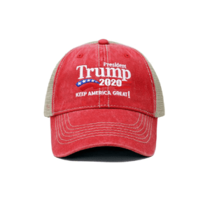 004 Trump 2020 Keep America Great Trucker Cap