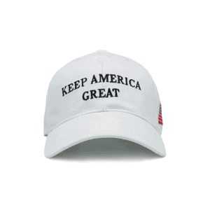 020 Keep America Great White Baseball Cap