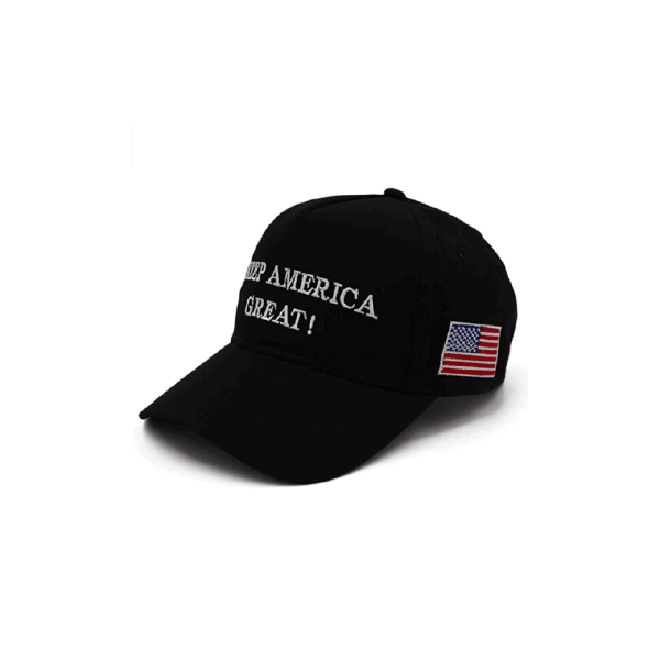 021 Keep America Great Black Baseball Cap