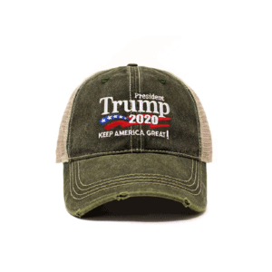 023 Trump 2020 Keep America Great Trucker Cap