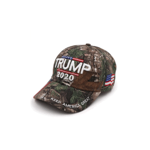 025 Keep America Great Camo Baseball Cap