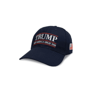 028 Trump Keep America Great Baseball Cap, 2020 in Navy
