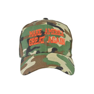 030 Make America Great Again Camo Hat
