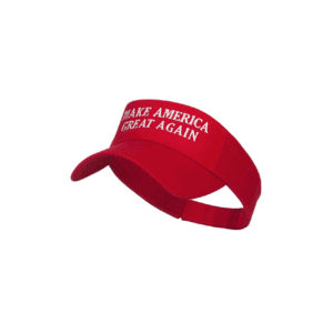 032 Make America Great Again Sun Visor Hat