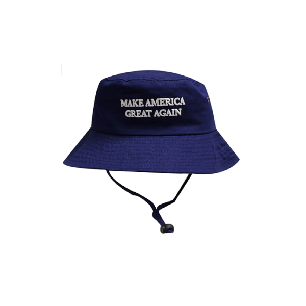 034 Make America Great Again Bucket Hat