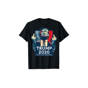 047 Donald Trump for President 2020 T-Shirt