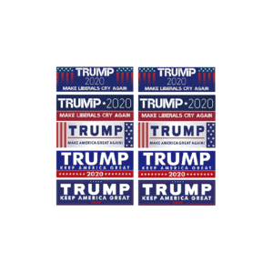 055 Donald Trump Bumper Stickers