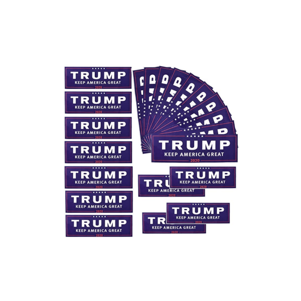 063 Donald Trump 2020 Election Bumper Stickers