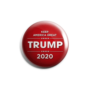 064 Trump 2020 Campaign Buttons