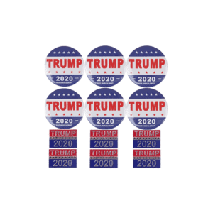 066 Keep America Great Campaign Button Pins