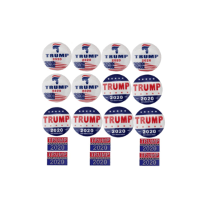 068 2020 Campaign Button Badge Pins