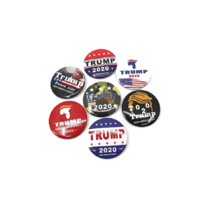 070Donald Trump Pin Badges