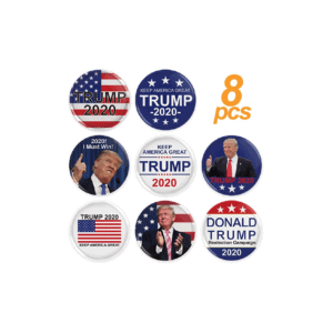 071 Trump Button Pins