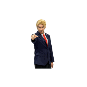 075 Donald Trump President Costume