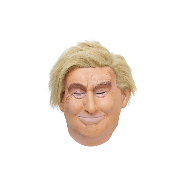 076 Donald Trump Head Mask