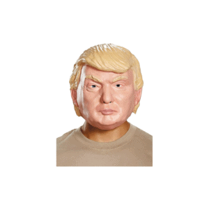 078 Donald Trump Half Face Mask