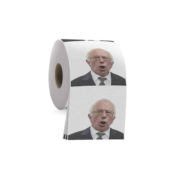 089 Buy Bernie Sanders Novelty Toilet Roll