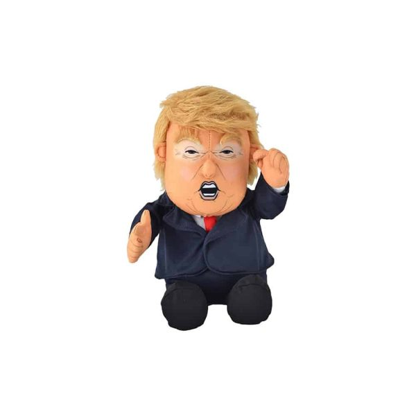 Farting Donald Trump Plush Figure Doll