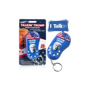 Donald Trump Talking Keychain Voice Box