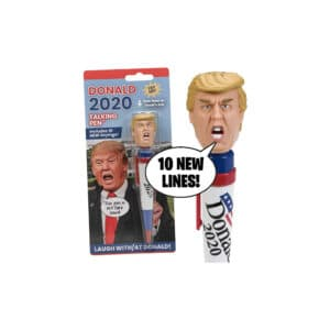 Donald Trump 2020 Talking Pen - 10 New Lines