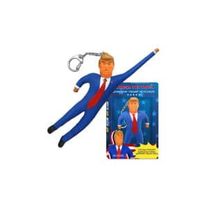Donald Trump Super Stretchy Keychain Pendant
