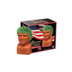 Donald Trump - Chia Hair Grow Planter