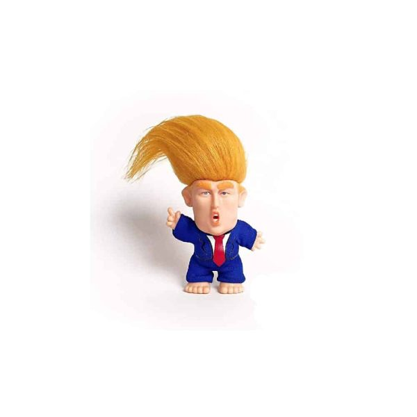 Donald Trump Troll Doll Collectible