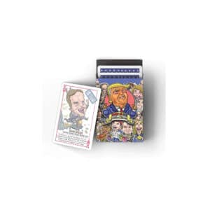 Trumped Up Playing Cards - Caricature Card Set