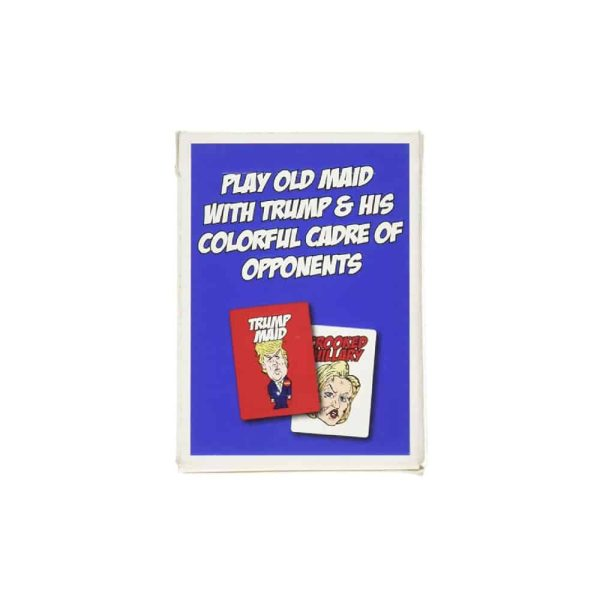 Donald Trump - Old Maid Playing Cards