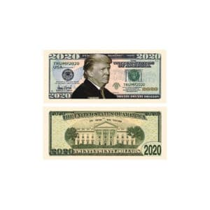 Donald Trump 2020 Campaign - Novelty Dollar Bills