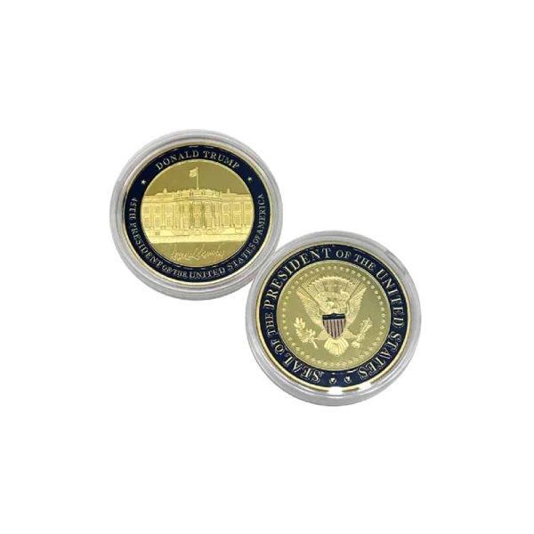 5 Pack, Donald Trump Presidential Coins