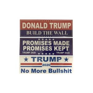 Donald Trump - Fan Bumper Stickers