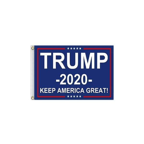 __177 Trump Keep America Great 2020 Flag