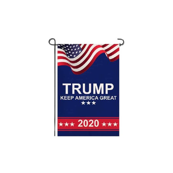 Trump Keep America Great 2020 Vertical Garden Flag