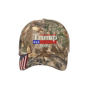 Alabama for Trump, 2020 Campaign Baseball Cap