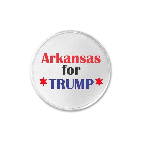 Arkansas for Trump, Sew On Patch