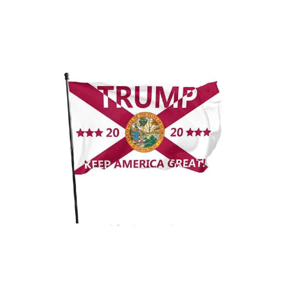 Florida for Trump State Flag, MAGA
