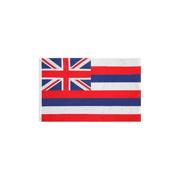 Hawaii State Flag 3x5ft
