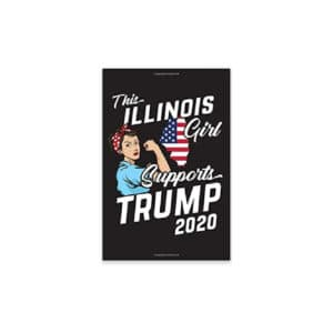 This Illinois Girl Supports Trump, 2020 Journal