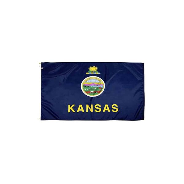 Kansas State Flag 3x5ft