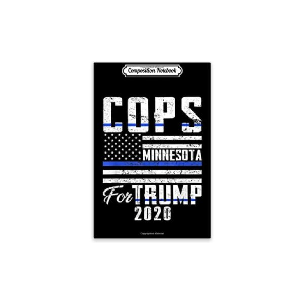 Minnesota Cops for Trump, 2020 Journal