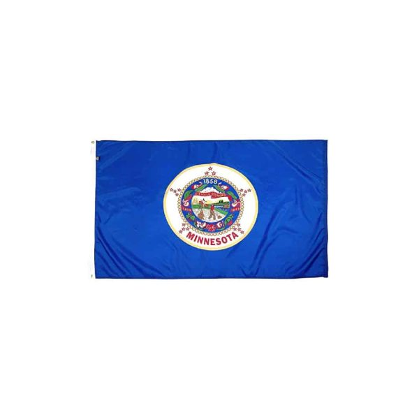 Minnesota State Flag 3x5ft