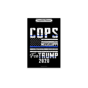 Mississippi Cops for Trump, 2020 Journal
