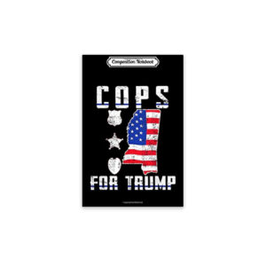 Mississippi Cops for Trump, Journal Book