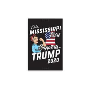 This Mississippi Girl Supports Trump, 2020 Journal