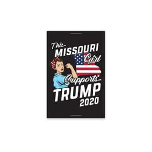 This Missouri Girl Supports Trump, 2020 Journal