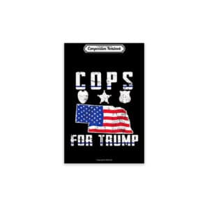 Nebraska Cops for Trump, Journal Book