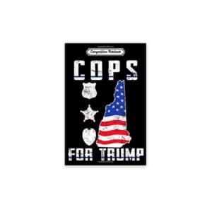 New Hampshire Cops for Trump, Journal Book