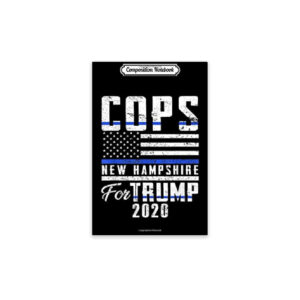New Hampshire Cops for Trump, 2020 Planner