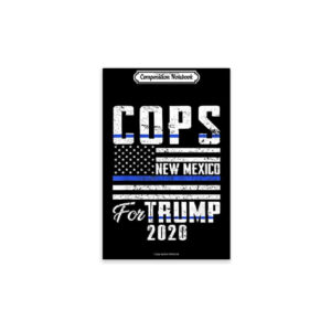 New Mexico Cops for Trump, 2020 Journal